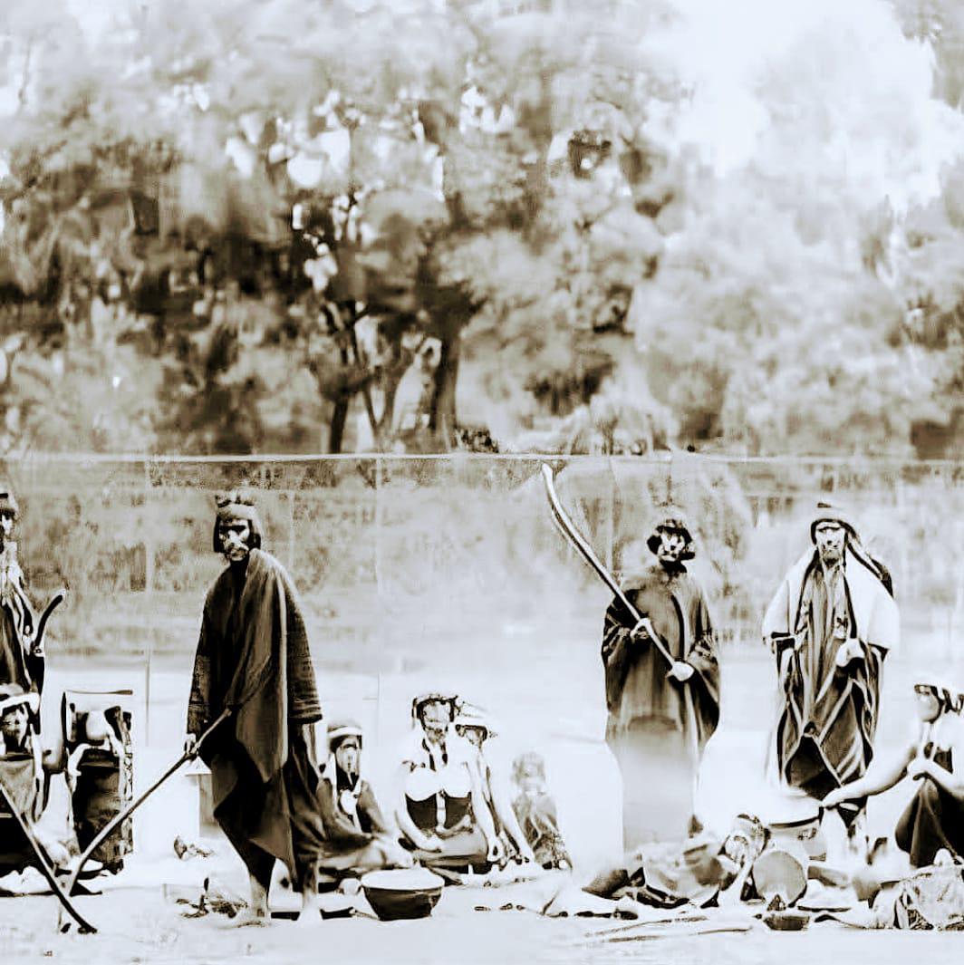 Zoológico humano en París (SXIX), nativos mapuches de Argentina y Chile expuestos como animales salvajes