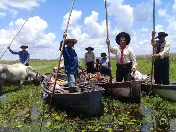Campesinos guaraníes